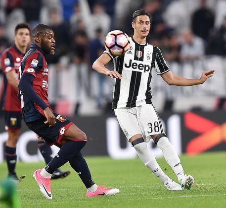 Soccer: Serie A; Juventus-Genoa